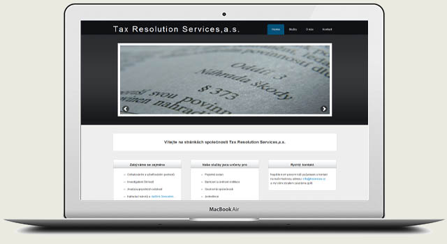 Tax Resolution Services a.s.